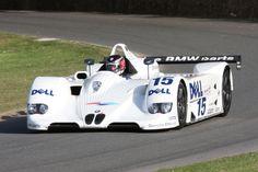 BMW V12 LMR 1999 Le Mans Joachim Winkelhock / Pierluigi Martini / Yannick Dalmas #motorsport #racing #lms #car #motor #passion #sport #prototype #gt #24h