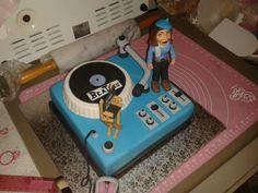Future dreams bday cake
