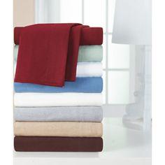 Heavyweight Flannel Sheet Set