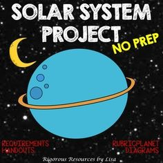 This Solar System Model Project is a perfect project for students to use to…