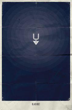 Affiches minimalistes des personnages de Marvel marvel affiche poster minimaliste superhero 20 geek design bonus