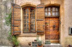This charming door