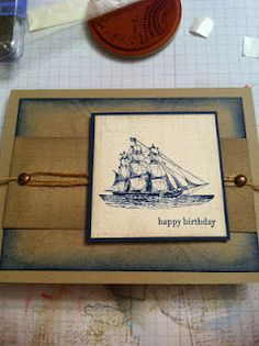 Manly Birthday Crafting in KC: July 2012 Make and Take