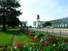 Montpellier Rhone, Paris, Beautiful Places, Sidewalk, France, Architecture, Travel, Languedoc, France Travel