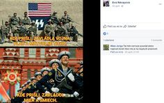 """Hon na """"čarodejnicu"""" - príslušníčku slovenskej armády pre jej súkromné názory - Hlavné správy Baseball Cards"""