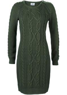 Pletené šaty Pletené šaty s dlhým • 17.99 € • Bon prix