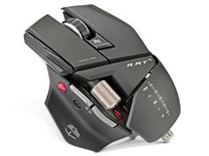 Mad Catz Cyborg R.A.T. 5 review | It's difficult to see where the corners have been cut in creating this great budget R.A.T. gaming mouse Reviews | TechRadar