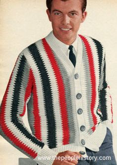 1961 Ladies' and Men's Fashion Clothing From 1961 in the early for Ladies dresses, skirts and blouses and mens clothing styles etc 1960s Fashion Mens, Vintage Fashion, Vintage Outfits, Vintage Clothing, Women's Clothing, La Mode Masculine, Retro Men, Weird Fashion, Vintage Mode