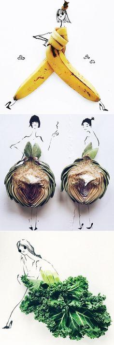 Foodie fashion