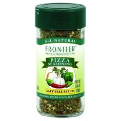 Frontier Herb Pizza Seasoning Blend - 1.04 Oz