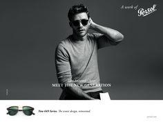 5373a1cdb2 Scott Eastwood for Persol s Summer campaign  scotteastwood  sunglasses   springsummerc2016  campaign  persol