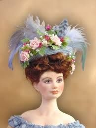 cynthia howe miniatures dolls - Google Search