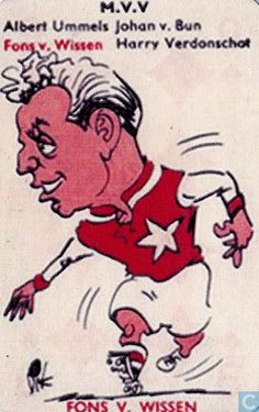 Overig - Monty Factories, Leiden - Dik Bruynesteyn kwartetkaart Football Cards, Football Players, Everton Fc, Bettie Page, Factories, Leiden, Pin Up, Vintage, History