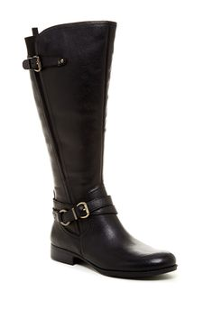 Jovana Wide Calf Boot - Wide Width Available by Naturalizer on  @nordstrom_rack