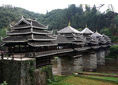 Chengyang Bridge, China