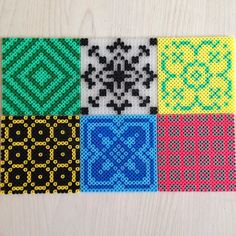 Hama perler tiles by mttkjr