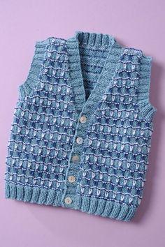 Emile – Gilet enfant Caf'e Tricot Studio – Harika El işleri-Hobiler Baby Cardigan Knitting Pattern, Baby Knitting Patterns, Baby Patterns, Knit Baby Sweaters, Knitted Baby Clothes, Crochet Designs, Knitting Designs, Cardigan Bebe, Pull Bebe