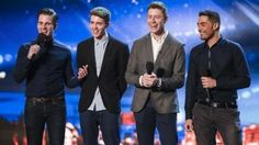 BGT 2014 - Jack Pack sing That's Life - 3/5/2014 - video watch now