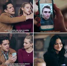 "Riverdale 2x11 ""Chapter Twenty-Four: The Wrestler"""