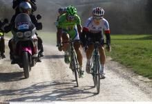 Sagan struggles to smile after second place in Strade Bianche