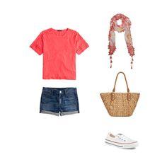 Summer Capsule Wardrobe #4