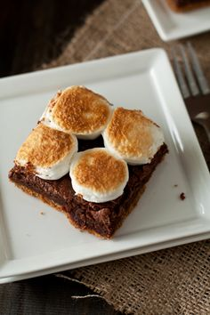 Smores Brownie Bars....yummmmmmy!!