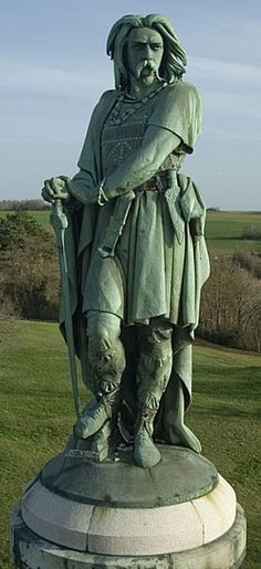 Only one man saw what was going on: Vercingetorix of the Arverni (modern Auvergne) tried desperately to unite the Gauls against the common enemy. His defeat was inevitable, for the Gauls could not make common cause, after centuries of tribal independence. In any case the Romans already held too much territory and no amount of rhetoric or courage could overcome that massive presence. But Vercingetorix had a choice: he could have temporised, sought alliance with Caesar, as others had done, or…