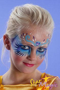 kindergrime en kinderschmink