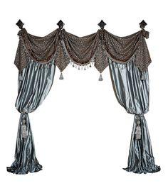 Style #8 Aristocat Curtain