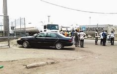 Welcome to NewsDirect411: Tanker Crushes Naval Officer To Death In Lagos