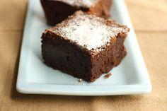 Hummingbird High: Mission Street Food's Sour Cream Brownie Bricks
