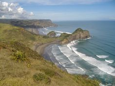 Bethells Beach, New Zealand. Such a Beautiful Place!!