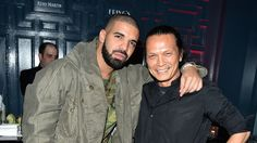 Drake and Susur Lee opens Frings in Toronto.