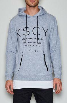 KSCY - La Youth Zip Hoodie