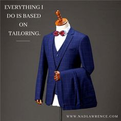 The Modern Art of Tailoring Mens Fashion Quotes, Tailor Made Suits, Elegance Fashion, Chf, Bespoke Tailoring, Confident, Gentleman, Modern Art, Attitude