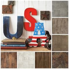 This 4th of July (& beyond), fill your home w/ USA-made decor from ceiling to floor: http://mmathomeblog.info/?p=2622#more-2622