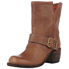 Fiorentini + Baker Mix Boot ($598) ❤ liked on Polyvore
