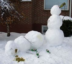 Images Of Snowmen Google Search WSH Snow People Pinterest - 15 hilariously creative snowmen that will take winter to the next level 7 made my day