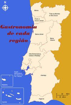 Vamos conhecer Portugal e os seus sabores…