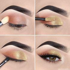 Soft Eye Makeup, Makeup Eye Looks, Makeup Trends, Makeup Tips, Beauty Makeup, Simple Makeup Looks, Simple Eye Makeup, How To Wear Makeup, Kylie Makeup