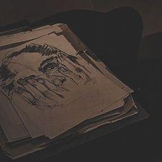 Brown Aesthetic, Aesthetic Photo, Aesthetic Art, Aesthetic Pictures, Theme Harry Potter, Dark Paradise, Light In The Dark, Art Inspo, Art Drawings