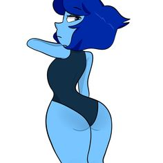 See more 'Steven Universe' images on Know Your Meme! Thicc Anime, Kawaii Anime, Anime Art, Girl Cartoon, Cartoon Art, Steven Universe Lapidot, Character Art, Character Design, Lapis Lazuli Steven Universe