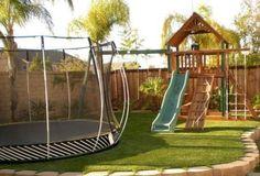 Fine 34 The Best Backyard Playground Ideas For Kids