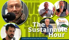 The Sustainable Hour on 14 February 2018: Reversing climate change: The middle gets it | • Architect Alvyn Williams from Soft Loud House Architects about passive houses and star rating systems. • Councillors Susan Rennie and Trent McCarthy about the world's first municipal climate emergency plan. • American 'Drawdown' author Paul Hawken about how 'the middle is happening'. • Leigh Ewbank about Friends of the Earth Melbourne's act on climate campaign. • Rebecca Lee, EV Expo