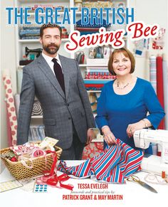 The Great British sewing bee.  Love this show!