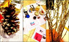 diy thanksgiving decorations | STYLE ME GRASIE