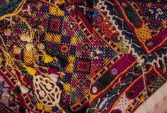 Kharek embroidery Kutchh Gujarat