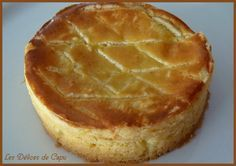 gâteaux bretons de La pâtisserie des rêves de Philippe Conticini. Jaune oeuf