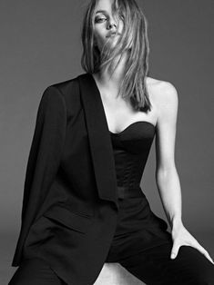 ": "" vanessa paradis poses for karim sadli. Model Poses Photography, Studio Portrait Photography, Photography Women, Beauty Photography, Lifestyle Photography, Editorial Photography, Foto Fashion, Fashion Models, Models Style"