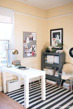 Casey Keasler's Bright and Cozy Portland Home | Rue